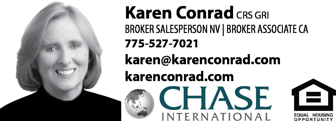 Chase International Real Estate Karen Conrad