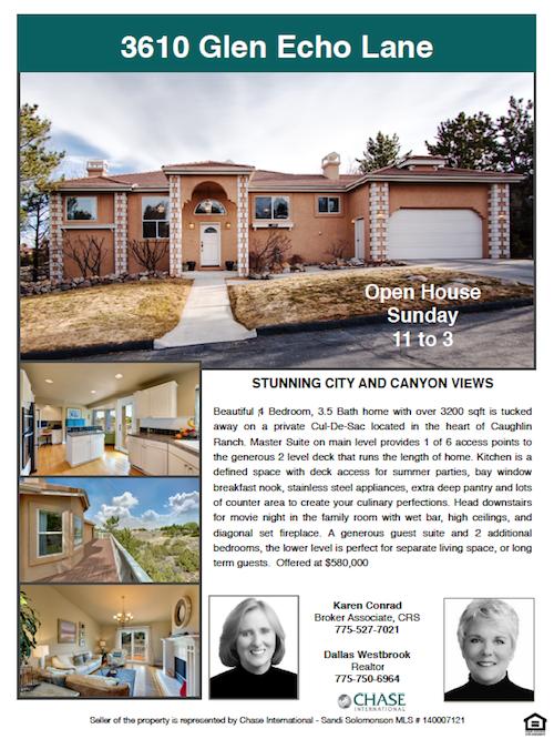 Top Reno Real Estate Agents Karen Conrad