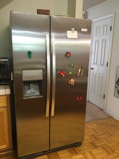 Wirlpool Refrigerator